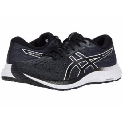 ASICS アシックス レディース 女性用 シューズ 靴 スニーカー 運動靴 GEL-Excite(R) 7 Black/White【送料無料】