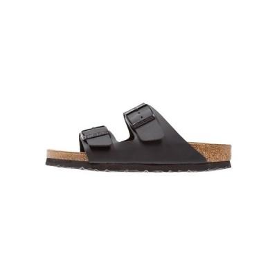 ビルケンシュトック サンダル メンズ シューズ ARIZONA SOFT FOOTBED NARROW FIT - Mules - black