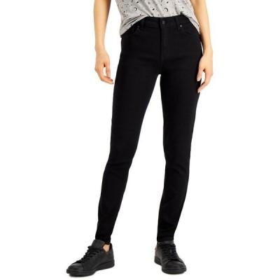 セレブリティピンク レディース デニムパンツ ボトムス Juniors' High-Rise Skinny Jeans