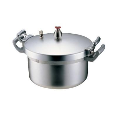 北陸アルミニウム 業務用アルミ圧力鍋 24L アルミニウム合金 日本 AAT01024