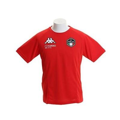 [カッパ] スポーツ ウェア Tシャツ 半袖 シャツ ICONS KM912TS42 メンズ レッド (RD) サイズ3L