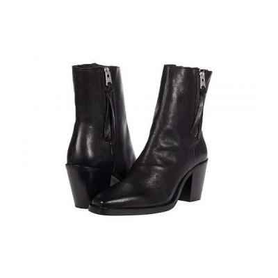 AllSaints レディース 女性用 シューズ 靴 ブーツ アンクル ショートブーツ Cohen - Black