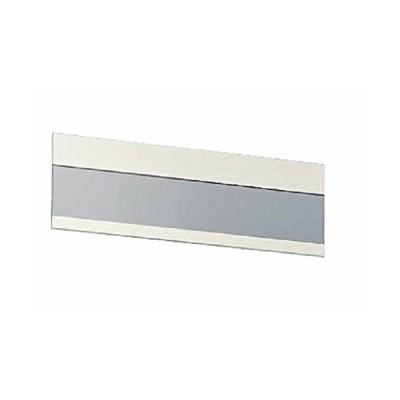 ナスタ NASTA 表札 アルミ室名札 KS-N20AS 74×210×3.5 ステンカラー 1個