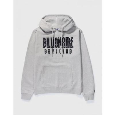 ビリオネアボーイズクラブ Billionaire Boys Club メンズ パーカー トップス bb large billionaire hoodie Heather Grey