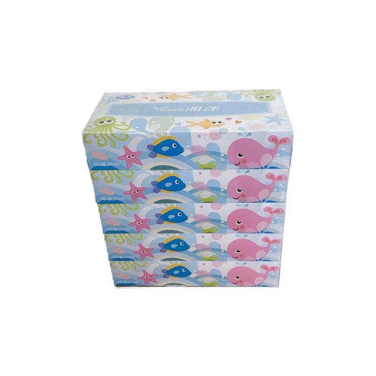 雅迷日式200抽面紙(二箱120盒) (箱購)
