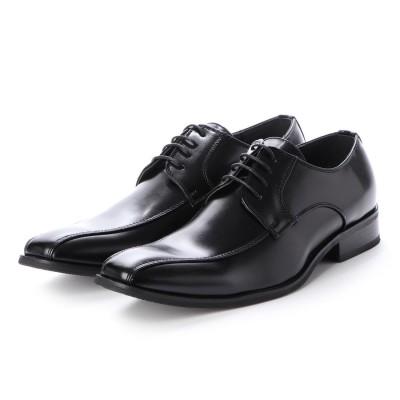 トウキョウブラザー TOKYO BROTHER メンズ ビジネスシューズ 紳士靴 ドレスシューズ クッション性 防滑 (ブラック)