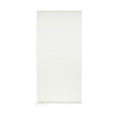フルネス ハニカムシェード 彩 幅60×高さ135cm アイボリー