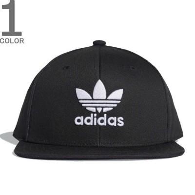 ADIDAS ORIGINALS アディダス オリジナルス DV0176 TRFOIL CLASIC CAP トレフォイル クラッシク キャップ 帽子 6パネル ブラック メンズ レディース
