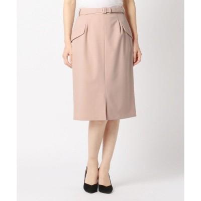 スカート ポケットタイトスカート