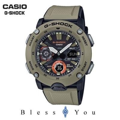 カシオ gショック G-SHOCK 腕時計 メンズ 2019年4月 カーボンコアガード GA-2000-5AJF 16000