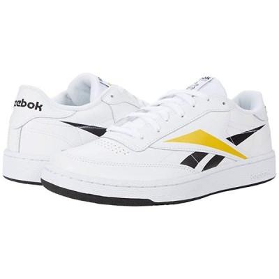 リーボック Club C 85 MU メンズ スニーカー 靴 シューズ White/Black/Toxyel
