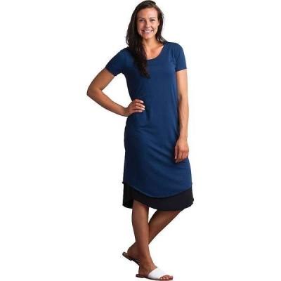 エクスオフィシオ レディース ワンピース トップス ExOfficio Women's Wanderlux Reversible T-Shirt Dress