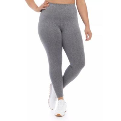 ゼロス レギンス ボトムス レディース Plus Size Active Fit Heather Leggings  -