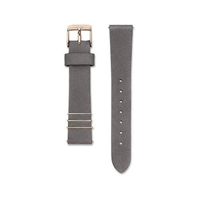 [ローズフィールド] ROSEFIELD 腕時計 替えベルト レディース 33mm ローズ/エレファントグレー WEGRS-S142 [並行
