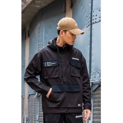 Dickies / 【メンズ】フード付きアノラックジャケット MEN ジャケット/アウター > マウンテンパーカー