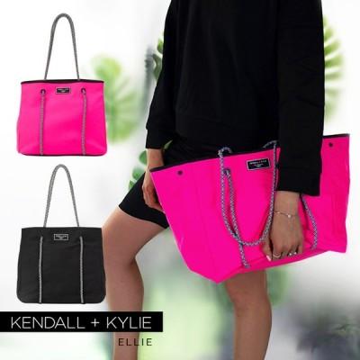 ケンダルアンドカイリー バッグ レディース Kendall+Kylie ELLIE エリー トートバッグ ハンドバッグ ネオプレントート