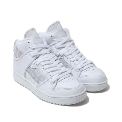 atmos pink / ellesse ASSIST-HI (WHITE) WOMEN シューズ > スニーカー