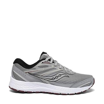 Saucony Men's Cohesion 13 Running Shoe, Alloy/Brick, 9【並行輸入品】