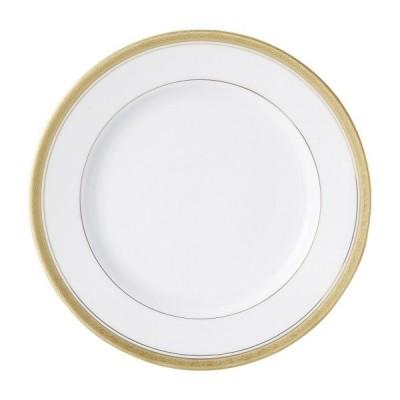 Y・Sゴールド 8吋ミート皿 洋食器 丸型プレート 20cm〜25cm 業務用 約20.8cm 肉料理 魚料理 主菜 メイン料理