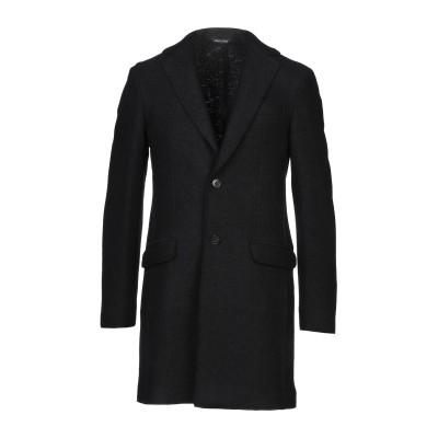 ブライアン デールズ BRIAN DALES コート ブラック 54 ウール 100% コート