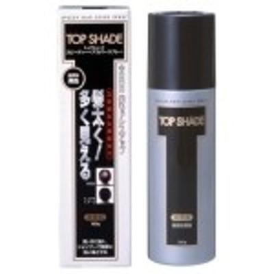 柳屋 トップシェード スピーディーヘアカバースプレー 自然な黒色(150g)