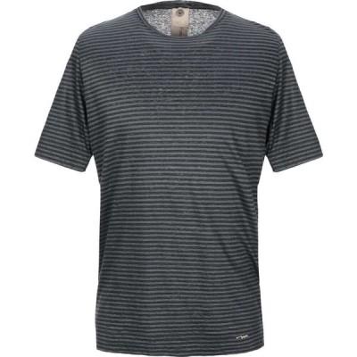 アッカ ノーヴェチンクエトレ H953 メンズ Tシャツ トップス t-shirt Steel grey