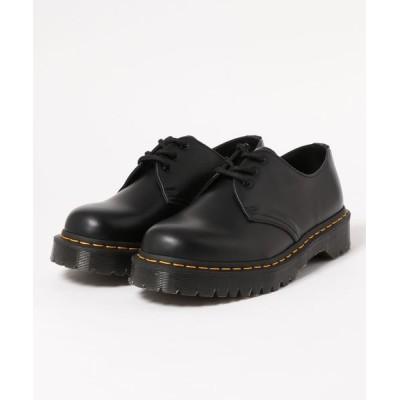 ブーツ Dr.Martens (ドクターマーチン) / 3ホールショートブーツ 1461 BEX BLACK SMOOTH 21084001