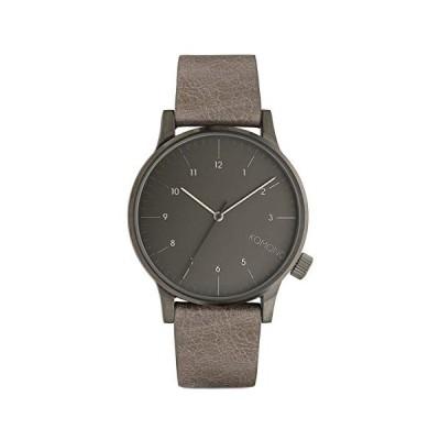 Komono Men's Analogue Quartz Watch with Leather Strap ? KOM-W2256 並行輸入品