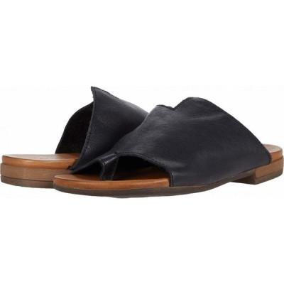 ブエノ Bueno レディース サンダル・ミュール シューズ・靴 Tulla Black/Tan