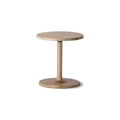 八木研 Relax テーブル くつろぎ-サイドテーブル(MARU) 幅45cm 4989632800065