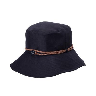 (Marmot/マーモット)Melange Wide Blim Hat / メランジワイドブリムハット/メンズ ネイビー