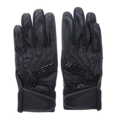 ゼット ZETT ジュニア 野球 バッティング用手袋 バッティング手袋 両手用 インパクトゼット 少年用 BG999J