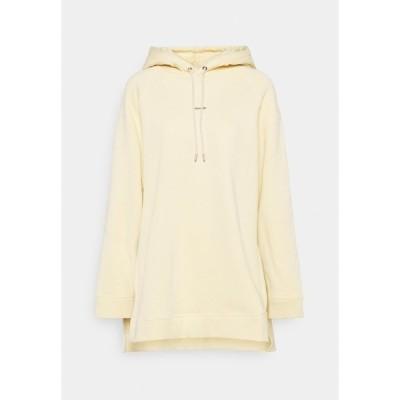 ホルツワイラー パーカー・スウェットシャツ レディース アウター SISSEL HOODIE - Sweatshirt - light yellow