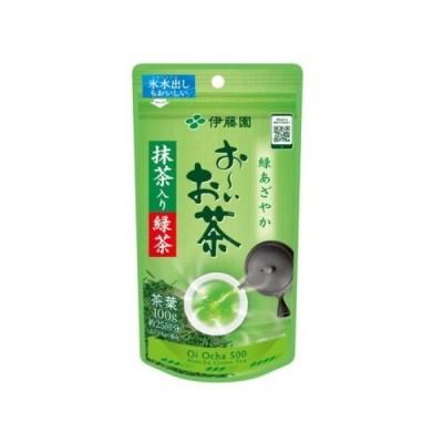 伊藤園 お〜いお茶 抹茶入り緑茶 100g /おーいお茶 お茶