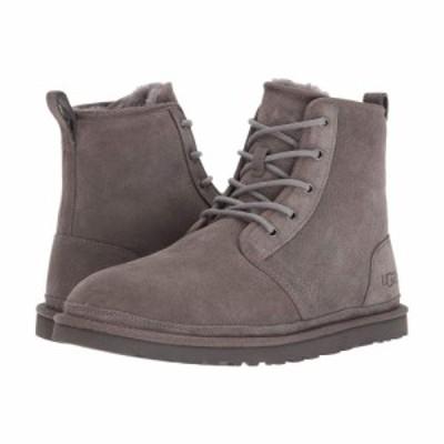 アグ UGG メンズ ブーツ シューズ・靴 Harkley Charcoal