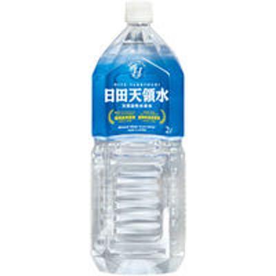 グリーングループグリーングループ 日田天領水 2L 1箱(10本入)