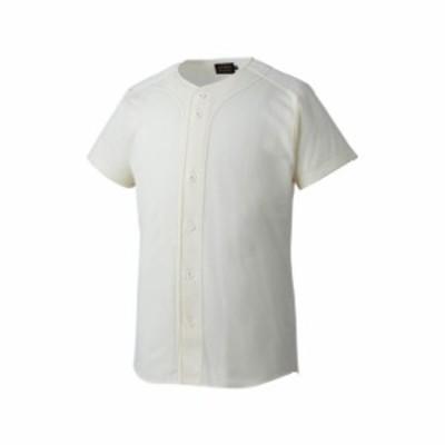 『ゴールドステージ』 スクールゲームシャツ 【ASICS】アシックスBASEBALL APPAREL ユニフォーム(BAS021)