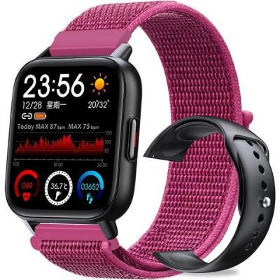 SMART SWAP BLACK スマートウォッチ 腕時計 バッテーリー 長持ち 多機能 防水 防塵 Bluetooth 1.69インチ 大画面 スク