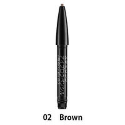 カネボウ化粧品LUNASOL(ルナソル) スタイリングアイブロウペンシル(ラウンド) レフィル 02(Brown)