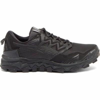 アシックス Asics メンズ スニーカー シューズ・靴 GEL-FUJITRABUCO 8 G-TX trainers Black