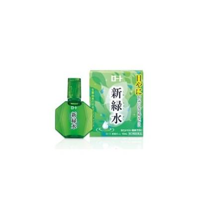 《ロート製薬》 ロート 新緑水b 13ml 【第3類医薬品】