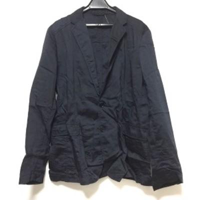 ジョセフオム JOSEPH HOMME ジャケット サイズ46 XL メンズ - ネイビー 長袖/春【中古】20210310