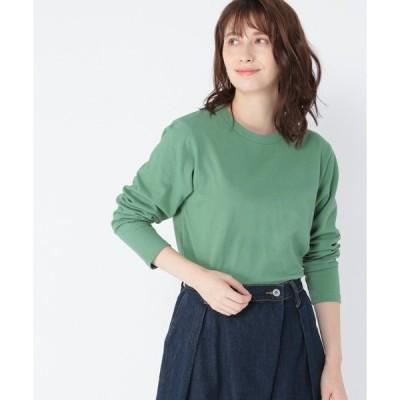tシャツ Tシャツ [取扱い店舗限定]ベーシッククルーネックロングTシャツ