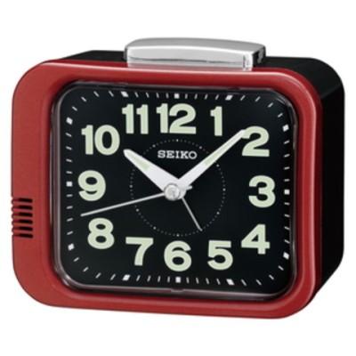 時計 目覚まし時計 セイコークロック 目覚まし時計 SEIKO KR-896-R 【返品種別A】