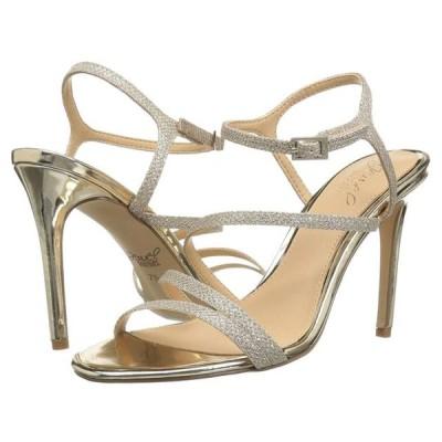 レディース 靴 サンダル Badgley Mischka Women's Maddison Heeled Sandal