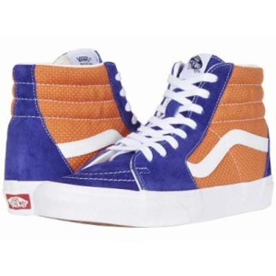 (取寄)Vans(バンズ) スニーカー スケート ハイ ユニセックス メンズ レディースVans Unisex SK8 Hi(P&C) Royal Blue/Apricot Buff