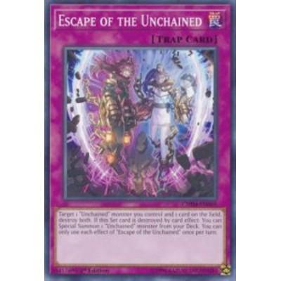 【Unlimited Edition】遊戯王 CHIM-EN069 破械唱導 Escape of the Unchained (英語版 ノーマル) Chaos Impact