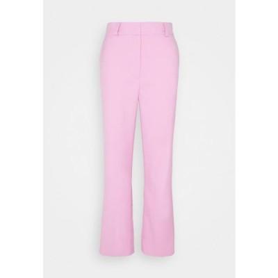 レディース ファッション FLAW - Trousers - blush