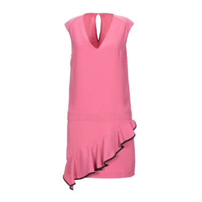 8PM ミニワンピース&ドレス フューシャ XXS ポリエステル 100% ミニワンピース&ドレス