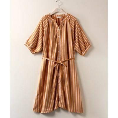 大きいサイズ ラグランガウンワンピース【Lily Merry】 ,スマイルランド, ワンピース, plus size dress